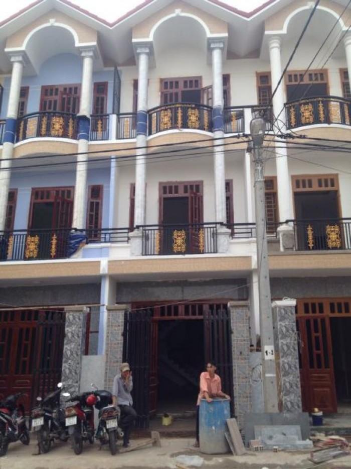 Nhà Kế Gò Vấp Chưa Qua Quốc Lộ 1A, 3.3X9.3M,2 Lầu, Giá Rẻ 1.56 Tỷ Bao Công Chứng