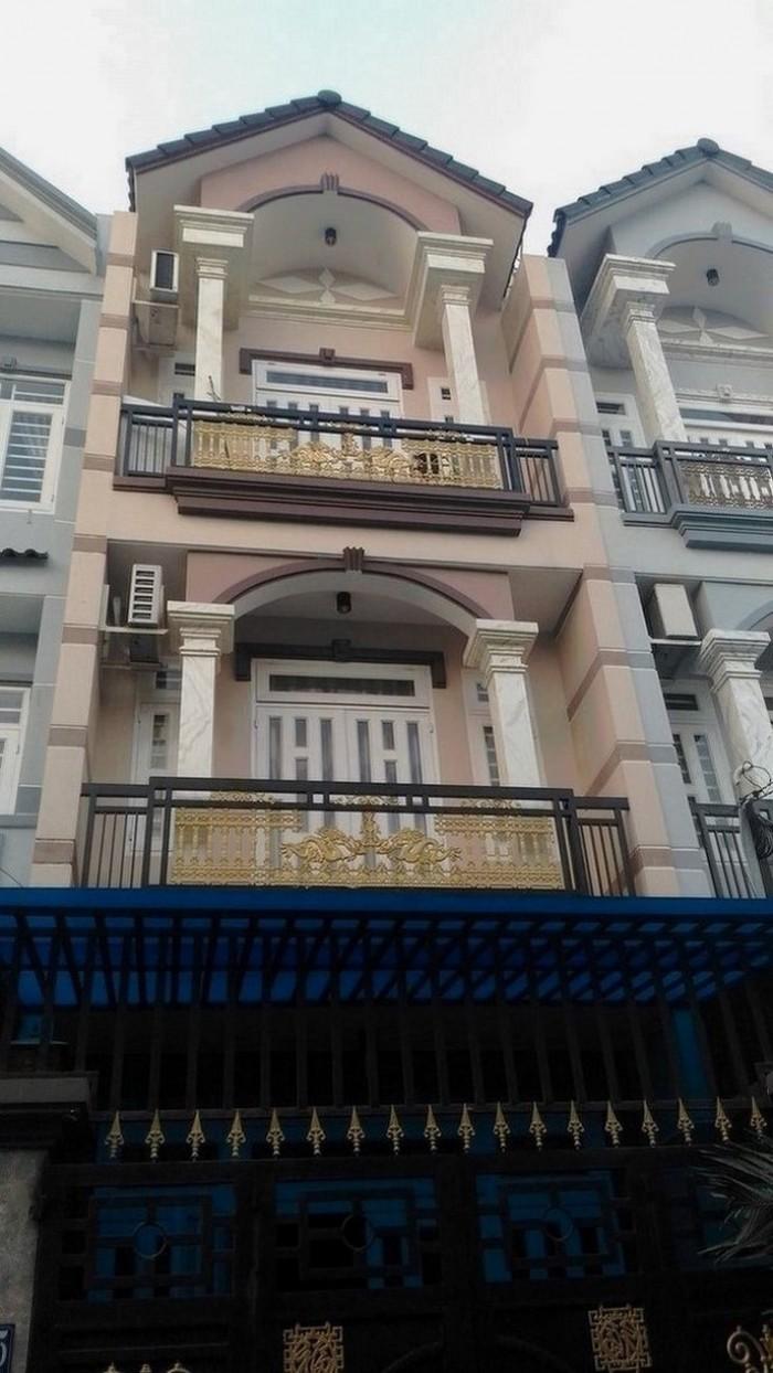 Nhà 4x7 Có 3Phòng Ngủ Đường Nguyễn Văn Quá Q12