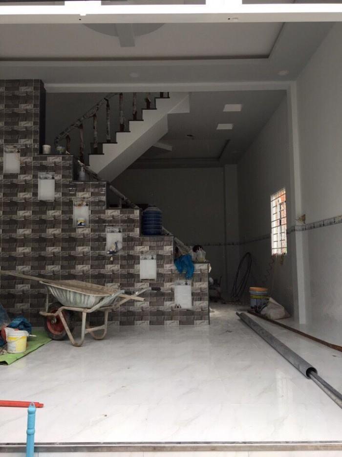 Bán nhà 1 trệt 1 lầu hẻm 388 đường Nguyễn Văn Cừ thổ cư