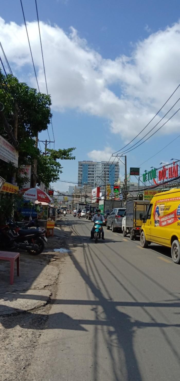 Bán  MTKD Bình Long,Bình Hưng Hòa,Bình Tân,DT: 4x27m cấp 4