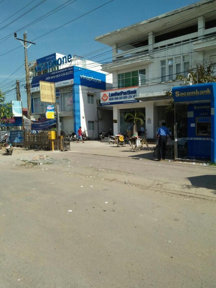 NH Viettinbank thanh lý 2 lô đất giá rẻ, ngay chợ Gò Đen, 90m2