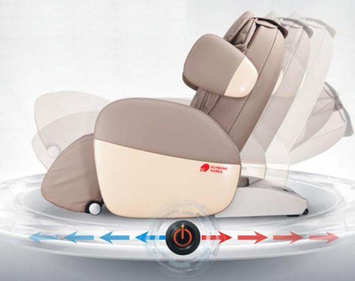 Ghế massage Buheung MK-6000 - Gymaster