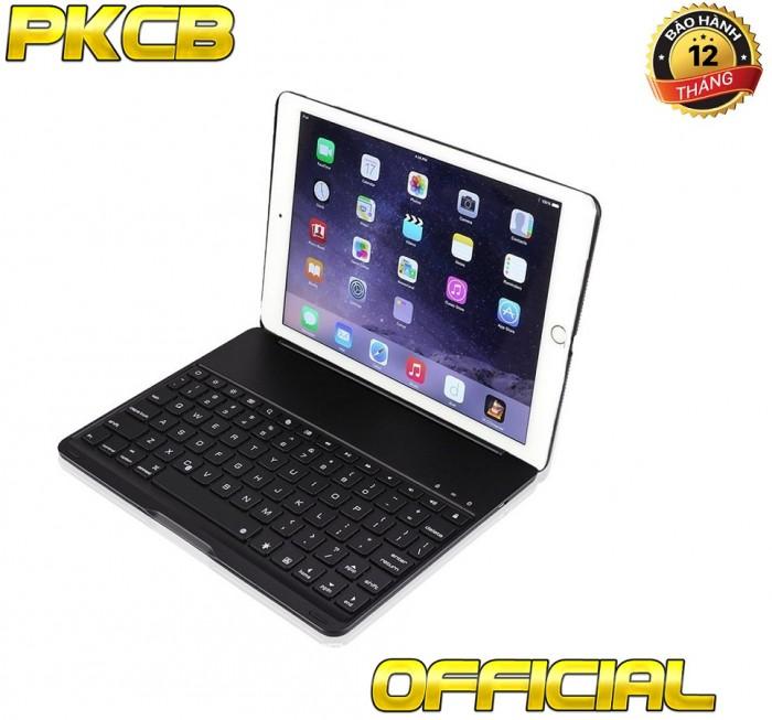 Bàn phím ốp lưng Bluetooth iPad Air iPad 5 tích hợp đèn LED13