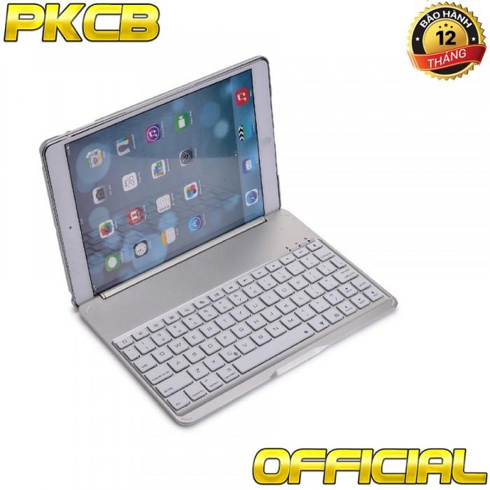 Bàn phím ốp lưng Bluetooth iPad Air iPad 5 tích hợp đèn LED11