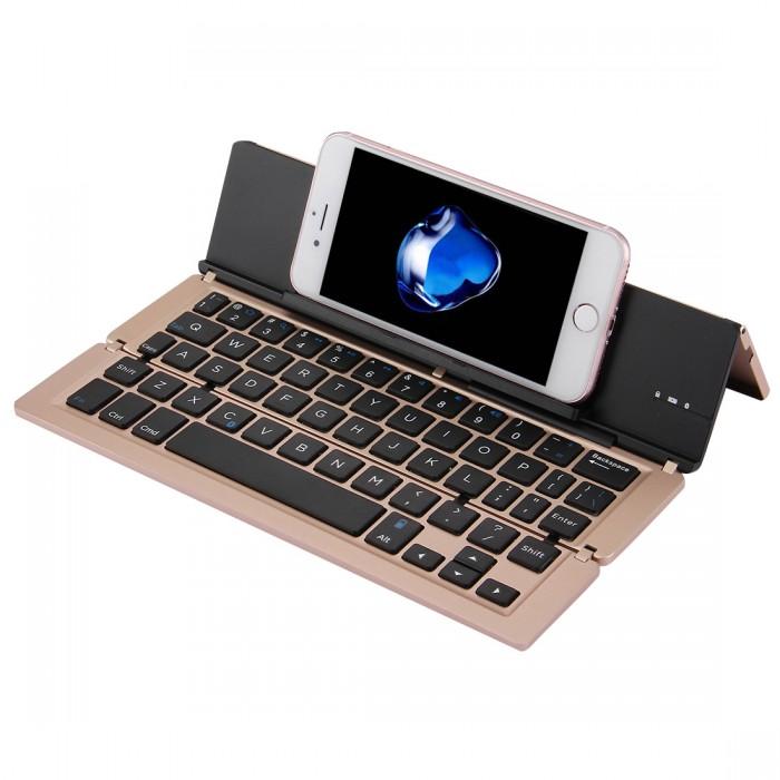 Bàn phím Bluetooth kiêm giá đỡ cho iPad, máy tính bảng7