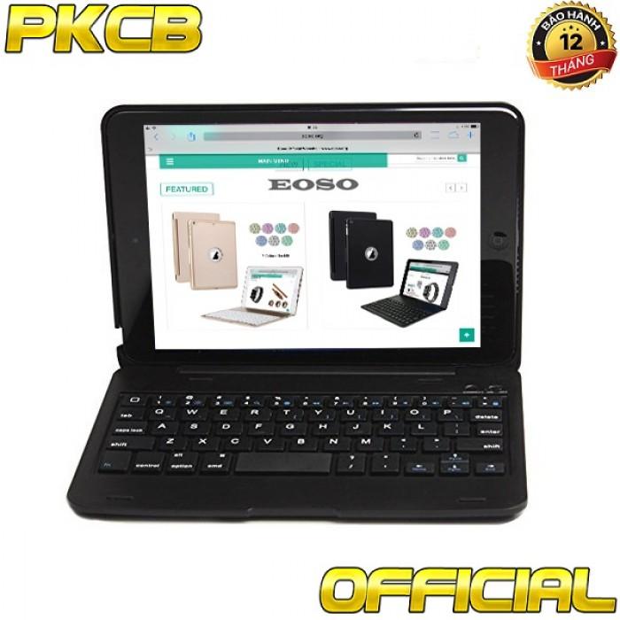 Bàn phím Bluetooth Ốp lưng iPad mini 123 (Đồng)9