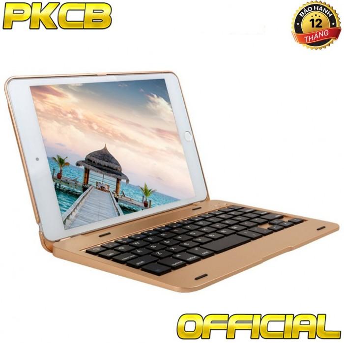 Bàn phím Bluetooth Ốp lưng iPad mini 123 (Đồng)8
