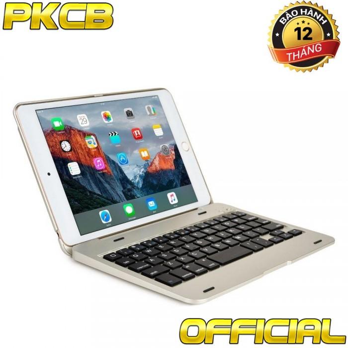 Bàn phím Bluetooth Ốp lưng iPad mini 123 (Đồng)7