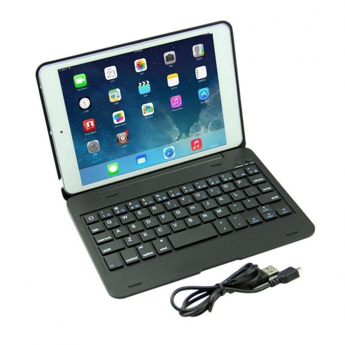 Bàn phím Bluetooth Ốp lưng iPad mini 123 (Đồng)6