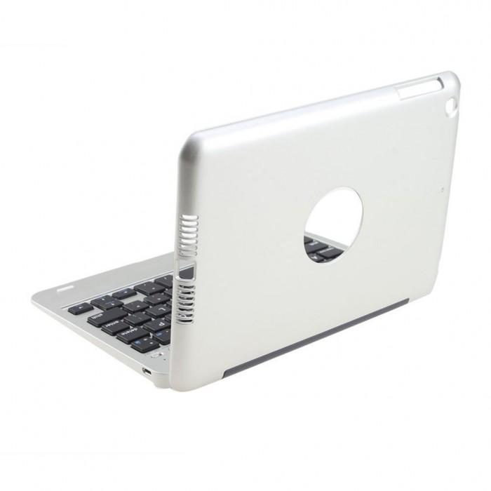 Bàn phím Bluetooth Ốp lưng iPad mini 123 (Đồng)1