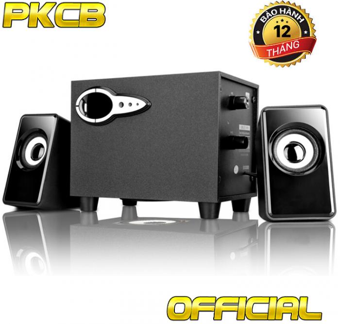 Loa nghe nhạc giá rẻ điện Thoại, Máy tính, tivi vi tính Bass treb 2018 PKCB-301