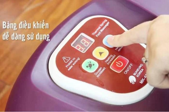 Bồn Massage chân Buheung MK-414 - Gymaster2