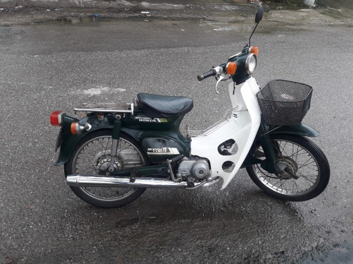 Honda Cub các loại sản xuất năm 1996