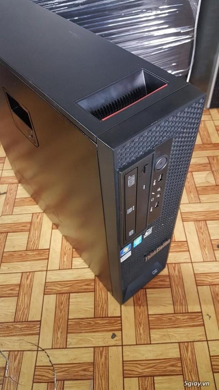 Workstation Lenovo C30: Dual E5-2670; 32GB, SSD 120, HDD 2TB, GTX7502