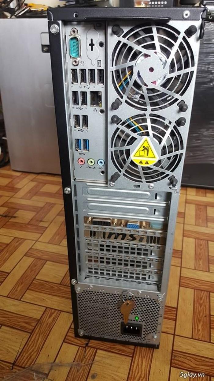 Workstation Lenovo C30: Dual E5-2670; 32GB, SSD 120, HDD 2TB, GTX7501