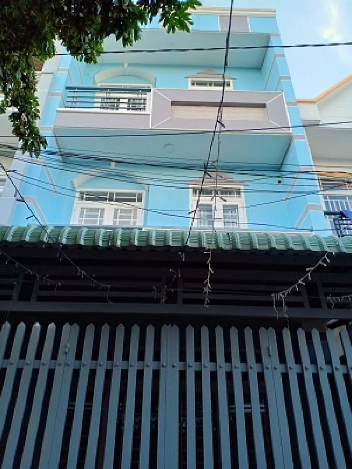 Bán Nhà Hẻm Bùi Tư Toàn,p. An Lạc A,q. Bình Tân