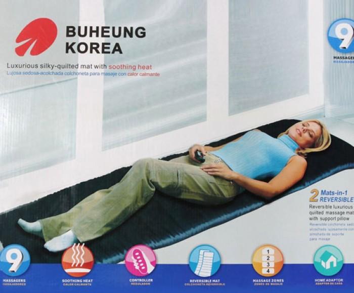 Dải đệm nằm massage Buheung MK-317 - Gymaster4
