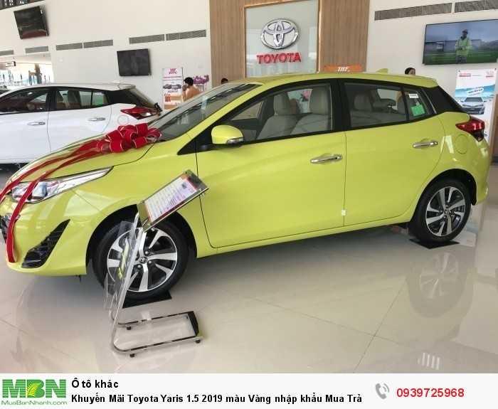 Giá bán xe Toyota Yaris nhập khẩu tại HCM, giá mua xe Yaris trả góp cùng các chương trình hỗ trợ mua xe Yaris được thông tin cụ thể đến bạn khi gọi đến hotline 0939 725 968