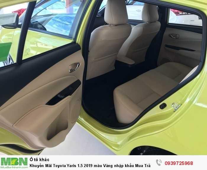 Đại lý Toyota Sài Gòn bán xe Toyota Yaris 2019 trả góp, tư vấn mua xe, trả góp, tham gia chương trình lái thử cũng các chương trình hỗ trợ mua xe mới nhất. Gọi ngay đến 0939 725 968  ngay hôm nay, chúng tôi sẵn sàng nhận điện thoại và tư vấn ngay cho bạn