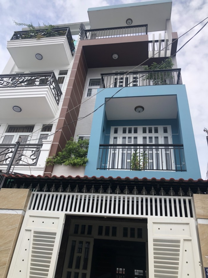 Bán Nhà 1 Trệt 2 Lầu Đường 182 Lã Xuân Oai Tăng Nhơn Phú A Quận 9