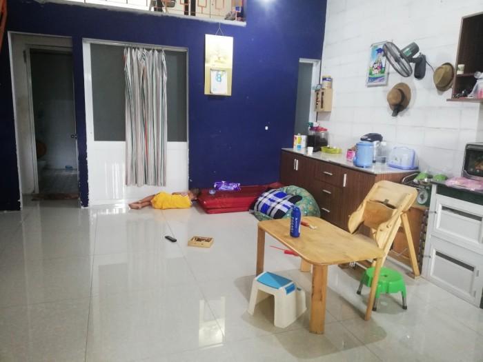 Nhà 1 trệt lửng ở đường 990 (nay là Nguyễn Thị Tư), P. Phú hữu, q9