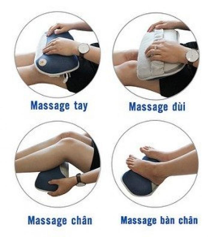 Gối Massage Buheung MK-316 New - Gymaster3