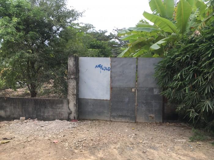 Bán gấp lô đất mặt tiền sông Đồng Nai, đường Số 5, phường Long Phước, quận 9