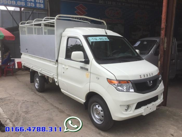 Xe tải kenbo 990kg,hỗ trợ vay vốn mua xe trả góp 80% giá trị xe