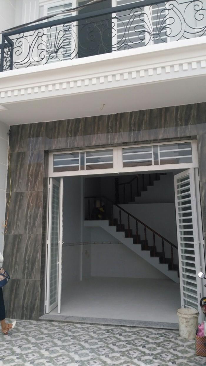 Nhà mới Xây, SHR từng căn, đã hoàn công vào ở ngay