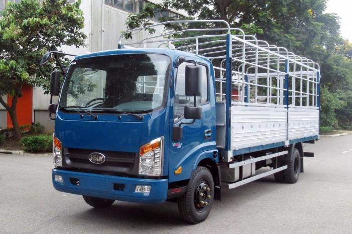 Báo giá xe tải VEAM VT260 – 1T9  Thùng Mui Bạt