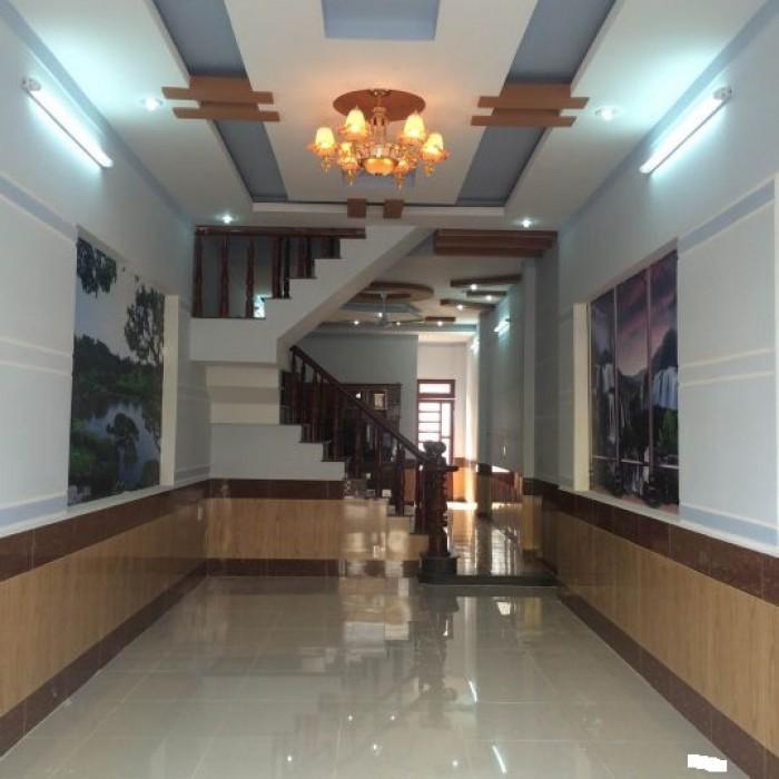 Bán nhà Huỳnh Văn Bánh, 44m2, ngang 4m, hẻm rộng, 4PN chỉ 3,8 tỷ.