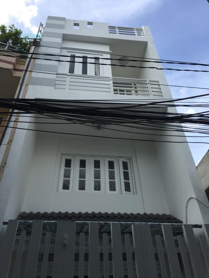 Bán nhà Quận 7  hẻm 198 đường Nguyễn Thị Thập Phường Bình Thuận, DT 200