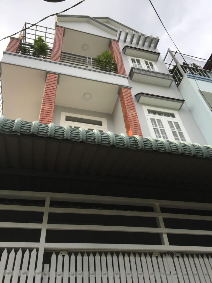 Bán nhà hẻm 20 đường Tân Mỹ Phường Tân Phú Quận 7 , DT 170m