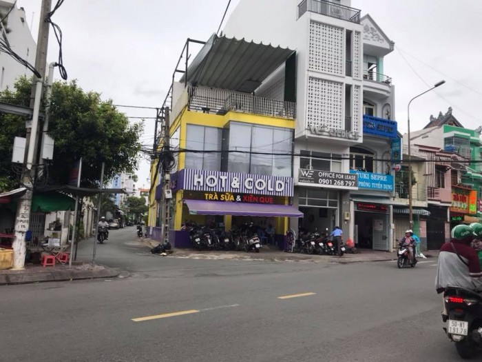 Nhà góc 2 MT ngay khu trường học đường Lê Bình, Quận Tân Bình