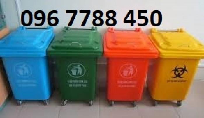 thùng rác đô thị2