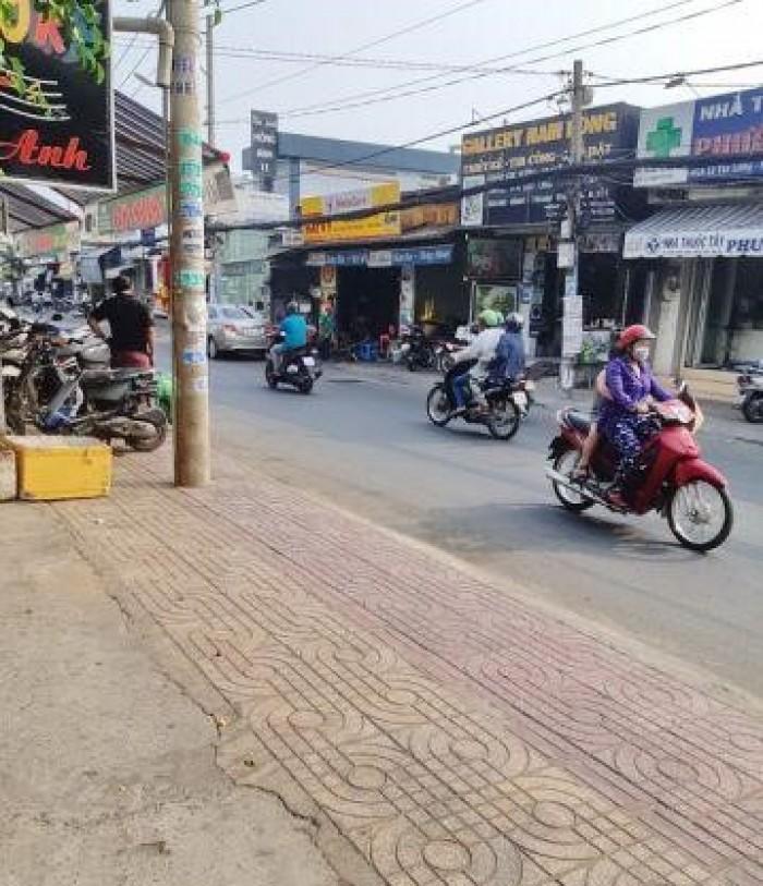 Bán nhà trọ 16 phòng mặt tiền đường Lê Văn Lương, huyện Nhà Bè.