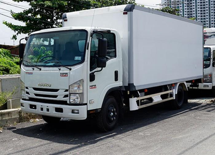 Xe tải Isuzu 3.5 tấn, thùng bảo ôn, trả trước 50 triệu, giao xe ngay - GỌI 0978015468 (Mr Giang 24/24)