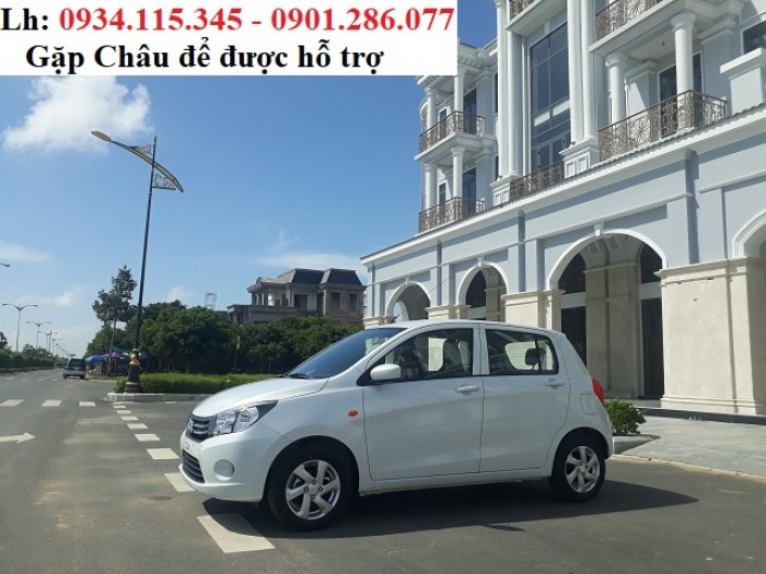 Chuyên bán xe Suzuki 5 chỗ Celerio + Nhập Khẩu Thái Lan + Đại lí cấp 1 tại Kiên Giang