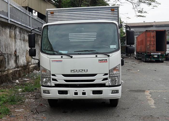 Mua xe tải Isuzu 3.5 tấn, thùng kín inox, trả trước 50 triệu, giao xe ngay - GỌI 0978015468 (Mr Giang 24/24)