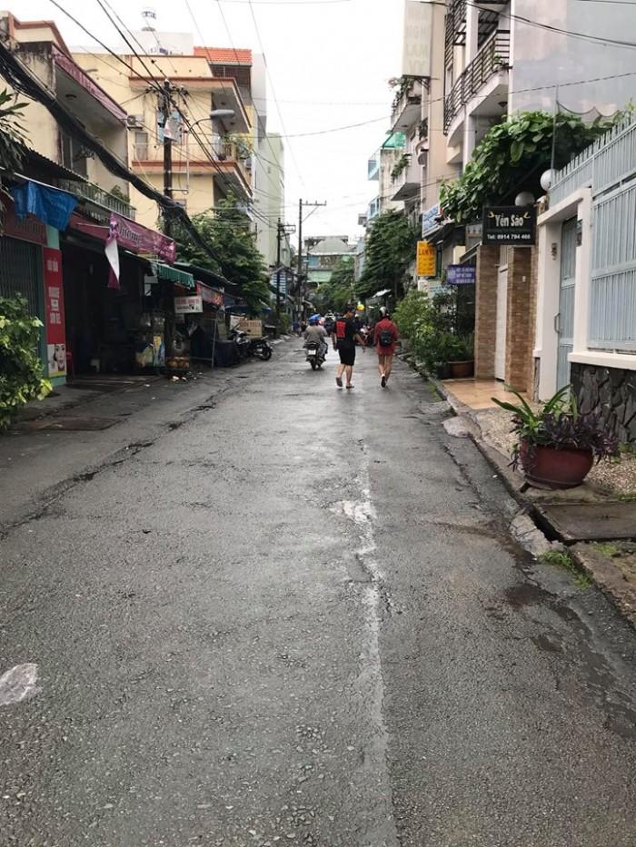 Bán Nhà Nơ Trang Long Gần Bệnh Viện Ung Bướu- Bình Thạnh, Đang Cho Thuê 55Tr/tháng