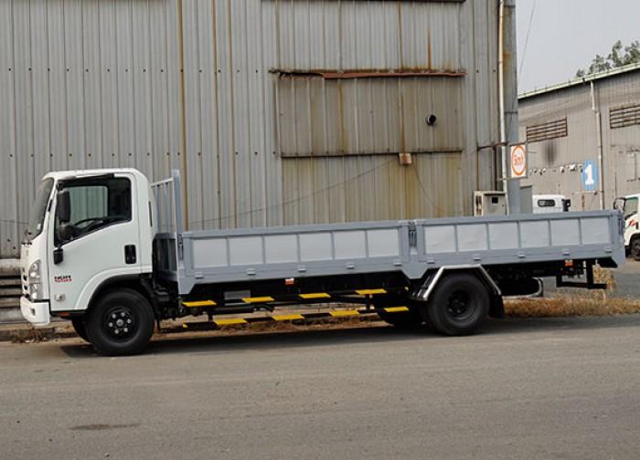 Xe tải Isuzu 5.5 tấn, thùng lửng, trả trước 50 triệu, giao xe ngay - GỌI 0978015468 (Mr Giang 24/24)