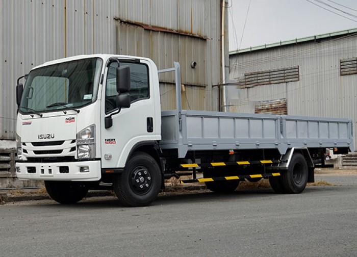 Mua xe tải Isuzu 5.5 tấn, thùng lửng, trả trước 50 triệu, giao xe ngay - GỌI 0978015468 (Mr Giang 24/24)