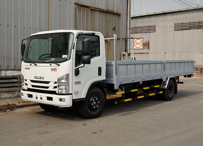 Bán xe tải Isuzu 5.5 tấn, thùng lửng, trả trước 50 triệu, giao xe ngay - GỌI 0978015468 (Mr Giang 24/24)
