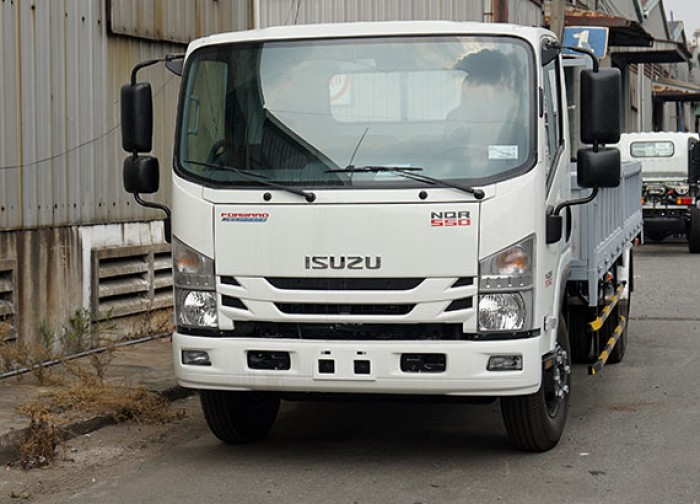 Khuyến mãi mua xe tải Isuzu 5.5 tấn, thùng lửng, trả trước 50 triệu, giao xe ngay - GỌI 0978015468 (Mr Giang 24/24)