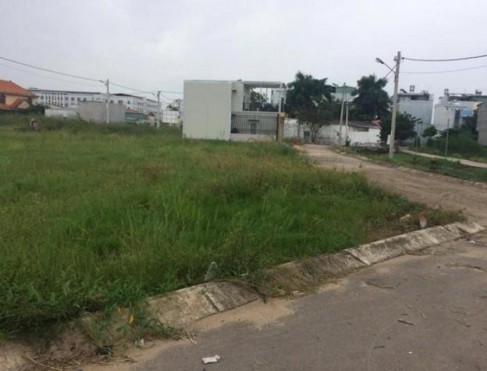 Bán đất 2 mặt tiền thuộc khu dân cư Việt Nhân 1234 phường Long Phước
