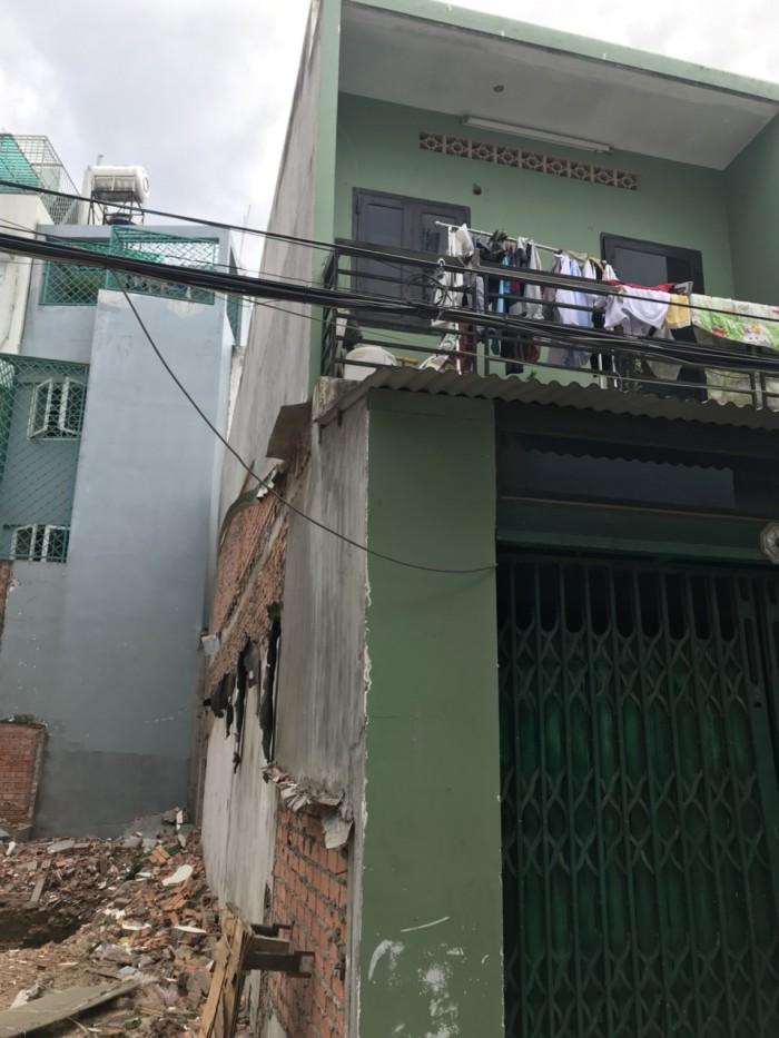 Bán nhà hẻm đường Nguyễn Văn Săng P.Tân Sơn Nhì ,Q.Tân Phú