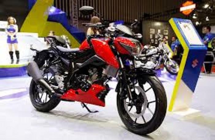 Xe côn tay suzuki GSX S 150 1