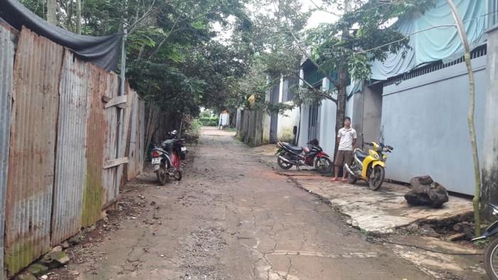 Bán nhà 1 lầu đẹp hẻm Mai Thị Lựu (20m x 21m)