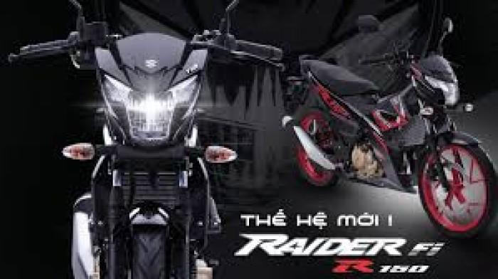 Xe côn tay suzuki Raider Fi 150 0