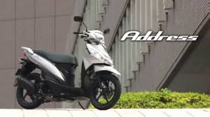 Xe tay ga Suzuki UK110 ADDRESS 0